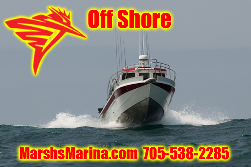 KingFisher Off Shore Boats For Sale in Ontario