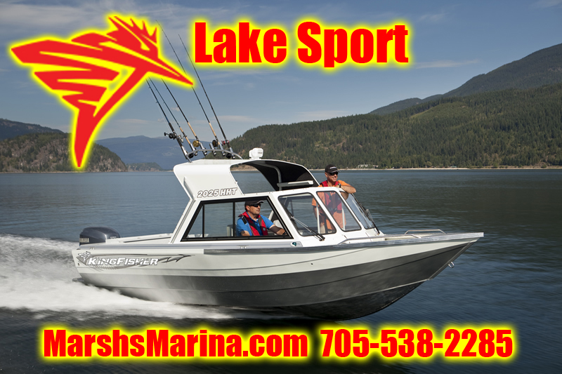 KingFisher Lake Sport Boats For Sale
